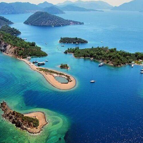 جولات سياحية في تركيا