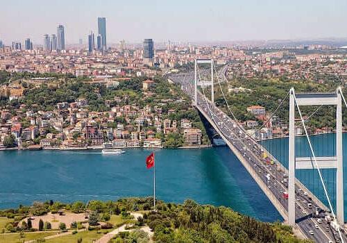برنامج سفر الى تركيا