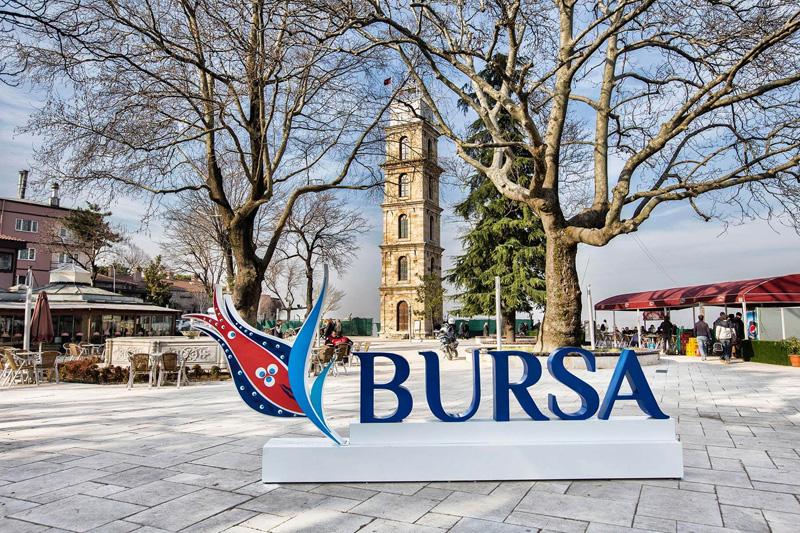 الأماكن السياحية في تركيا بورصة