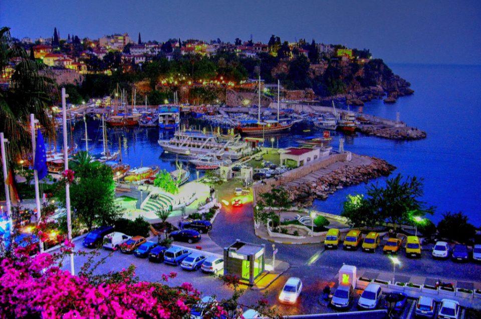 السياحة في أنطاليا أهم 5 اماكن