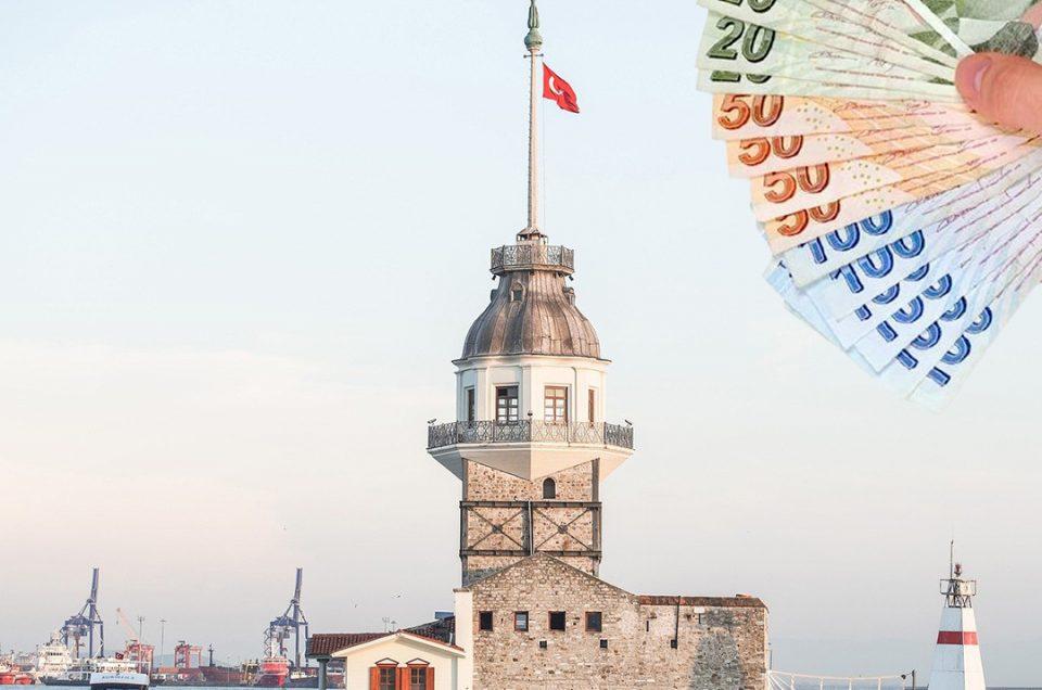 ارخص المدن السياحية في تركيا