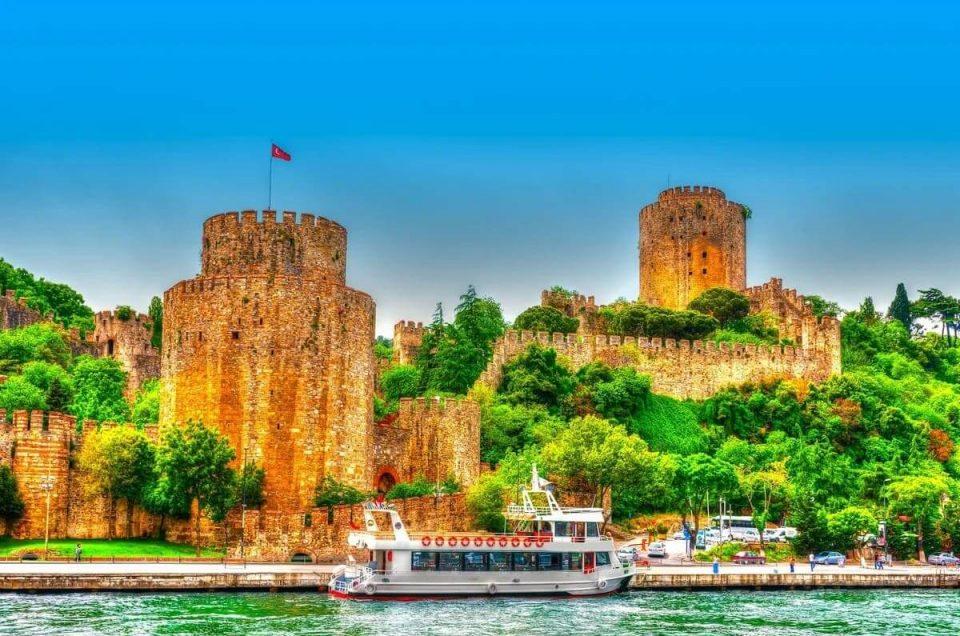 أشهر 5 أماكن سياحية في اسطنبول