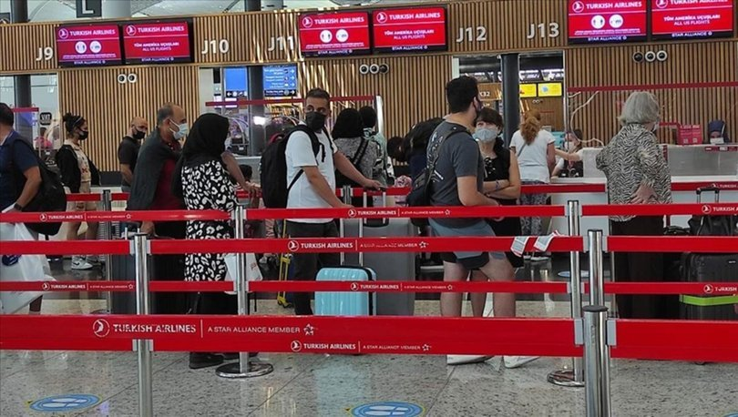 عدد السياح في تركيا