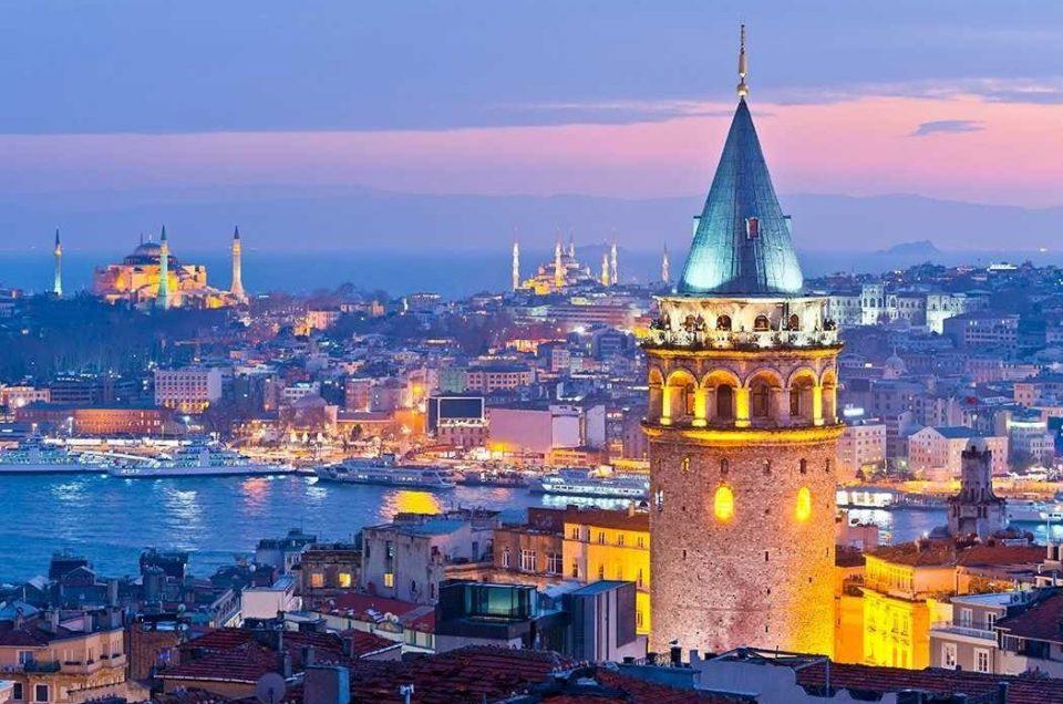 معالم تركيا السياحية